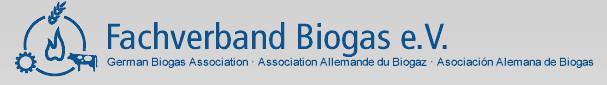 Logo Fachverband Biogas e.V